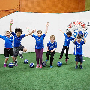 High Velocity Sports, Lil' kickers, lil kickers, little kickers, Best soccer for kids, best youth soccer, best soccer, most fun, best, price, most affordable, best coaches, best childcare, best programs, safest,